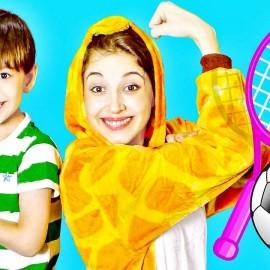 Exercise for Kids | Baby Morning Workout | Fitness for children | Preschool Aerobics