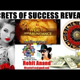Secret Laws Of Success,  Spiritual Laws of Success, How To Be Successful In Life & Career By Rohit