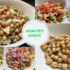 Healthy Breakfast Recipe | Protein Rich Salad for Weight Loss | Evening Snack | Kids Favourite