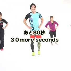 朝3分 Morning exercise【3min】