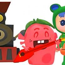 Rubi And Yoyo Animated Series | Morning Exercise | Rubi And Yoyo Funny Cartoon Series