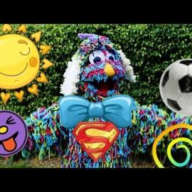 Cartoonz Funny videos for kids Elli and Stacy Morning exercise Мультики для детей