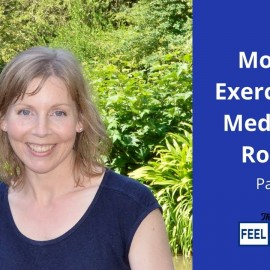 Morning Exercise Routine for Energy Healing: Part One of 2 videos