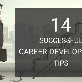 14 Successful Career Development Tips