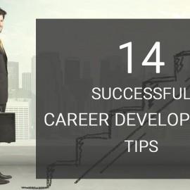 14 Successful Career Development Tips