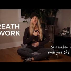 Morning Calm- Breathing exercises to awaken and energize the body