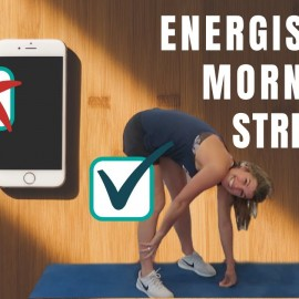2-Minute Morning Exercise Routine Before Looking At Your Phone