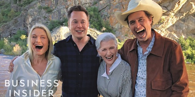 Maye Musk On Raising Successful Children And Leveling Up Her Own Career