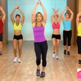 How To Lose Belly Fat The Fastest   Zumba Dancer Workout For Beginners Step By Step [FULL]