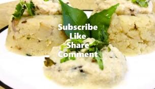 Upma Recipe | Breakfast recipe | Recipe for diabetic | Healthy breakfast recipe | Recipes Orbit Upma
