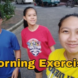 MORNING EXERCISE | VLOG # 7