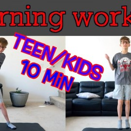Good morning exercise, workout routines for beginners, kids workout # ExerciseForKids #klikKluk